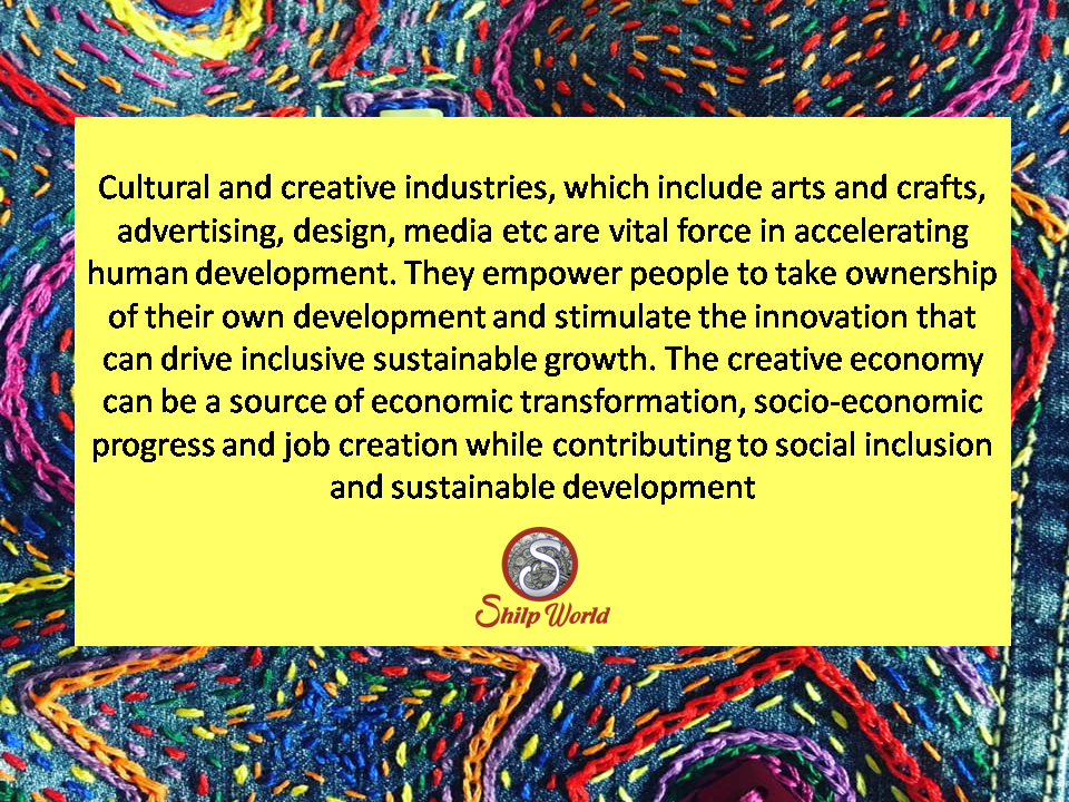 Cultural and creative industries