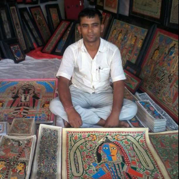 Mr. Remant Kumar Mishra [meet our Artist]