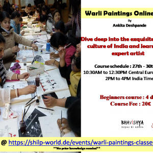 warli paintings workshop